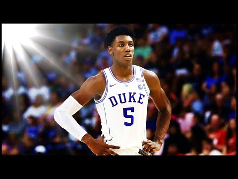 40cd8cb4fca R. J. Barrett Duke Highlights 2019 MONSTER - YouTube