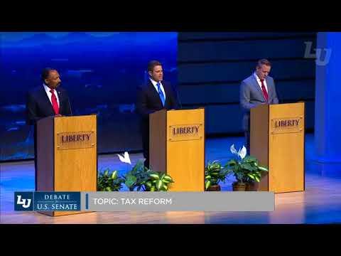 Virginia Commonwealth Republican Debate for U.S. Senate.