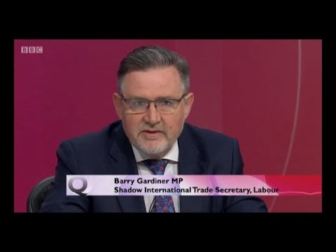 BBC Question Time, 12th April 2018 - Discussion about antisemitism.