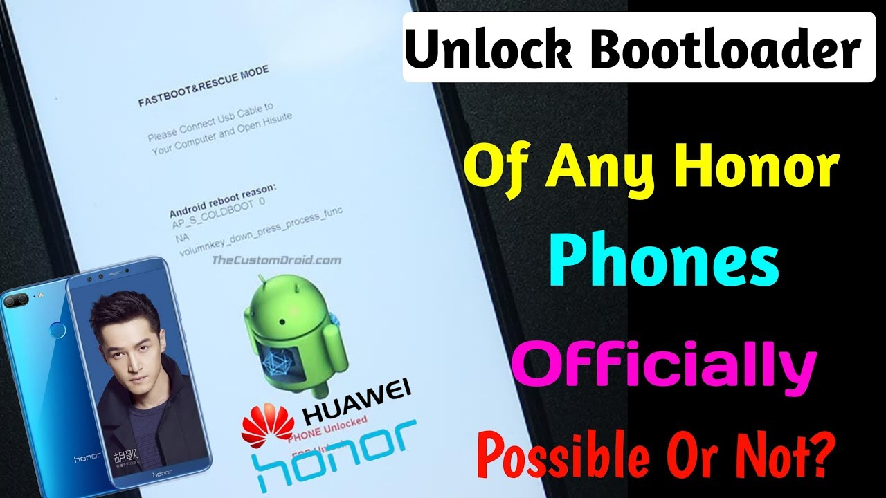 Unlock BootLoader Of Any Huawei Phones 2019, Possible Or Not?,Hindi