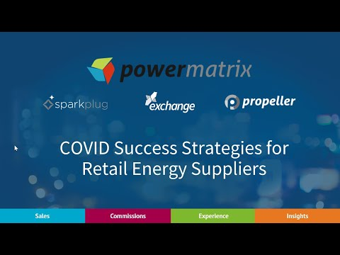 COVID Success Strategies Being Used Successfully by Retail Energy Suppliers