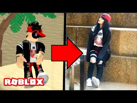 BECOMING MY ROBLOX BULLY IN REAL LIFE! | Roblox