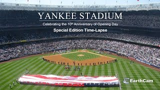 Yankee Stadium Special Edition Construction Time-Lapse