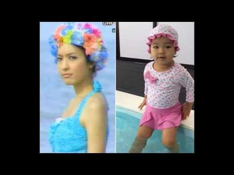 คุณพ่อสายฮา ! สงกรานต์ โพสต์รูป น้องปีใหม่ สวมชุดว่ายน้ำเช็คเรตติ้งเทียบ แม่แอฟ