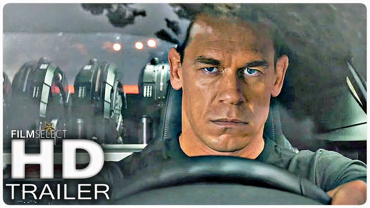 Fast & Furious 9 New Trailer Featuring John Cena