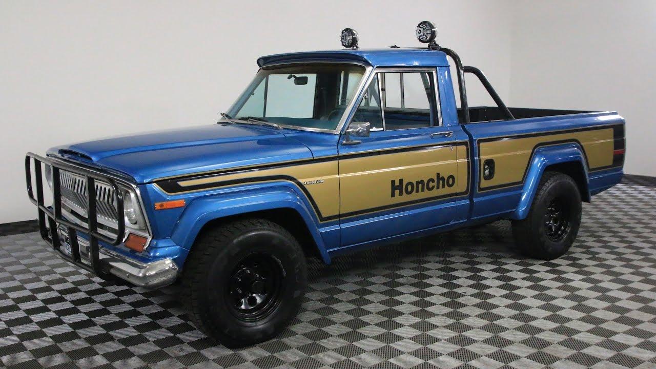 1978 jeep j10 blue [ 1280 x 720 Pixel ]
