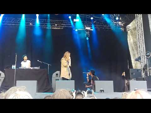 Angel Haze - Pleasure This Pain (Live@Popaganda)
