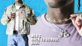HUGE Men's Back to School Clothing Haul 2019 | Affordable Streetwear Essentials