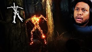 BULLET!!! GET THIS SCARY FOREST DEMON NOW! | Blair Witch #1