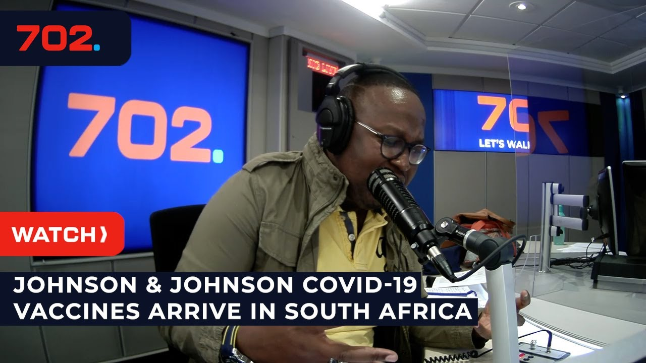 Johnson & Johnson Covid-19 vaccines arrive in South Africa