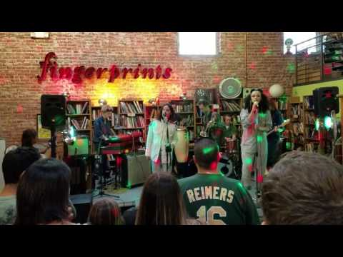 """War Girl - """"(Start a) Fire"""" Live at Fingerprints, Long Beach, CA 06/01/2016"""