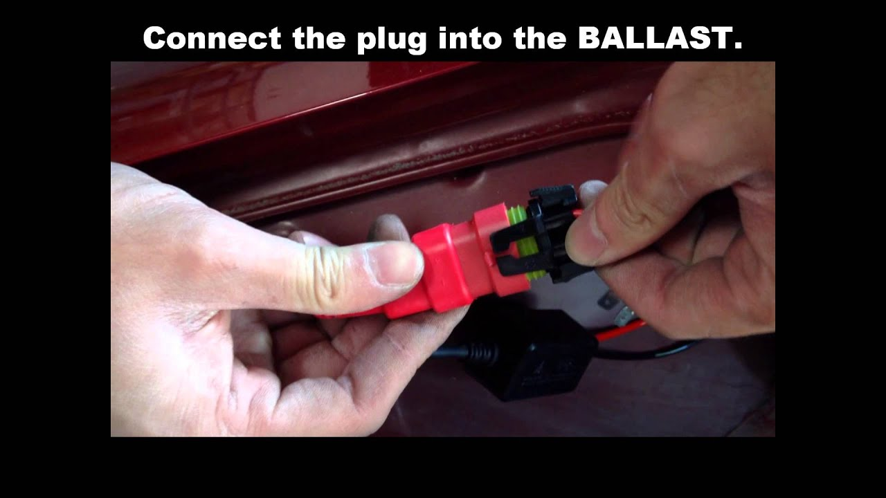 hight resolution of h1 single beam hid kit installation youtube h4 hid wiring diagrams h1 single beam hid kit