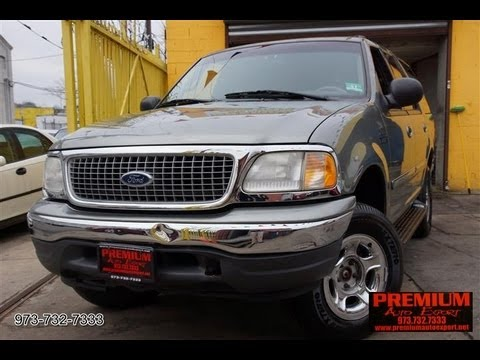 1999 Ford Expedition XLT 4.6 Triton V8 4WD