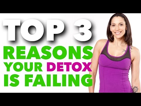Top 3 Reasons Your Detox Diet is Failing – BEXLIFE
