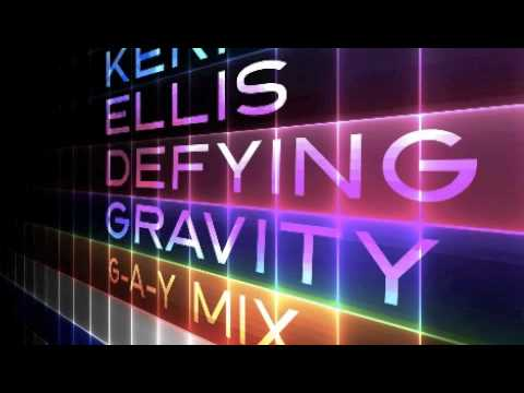 Kerry Ellis Defying Gravity GAY remix edit