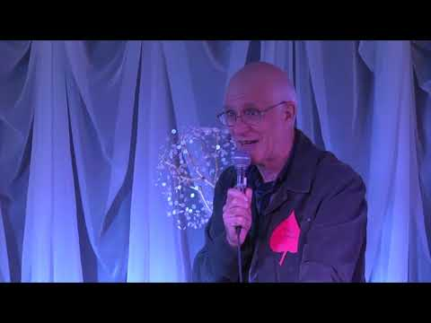 Dr Alan Rayner from the Tree Conference 2017