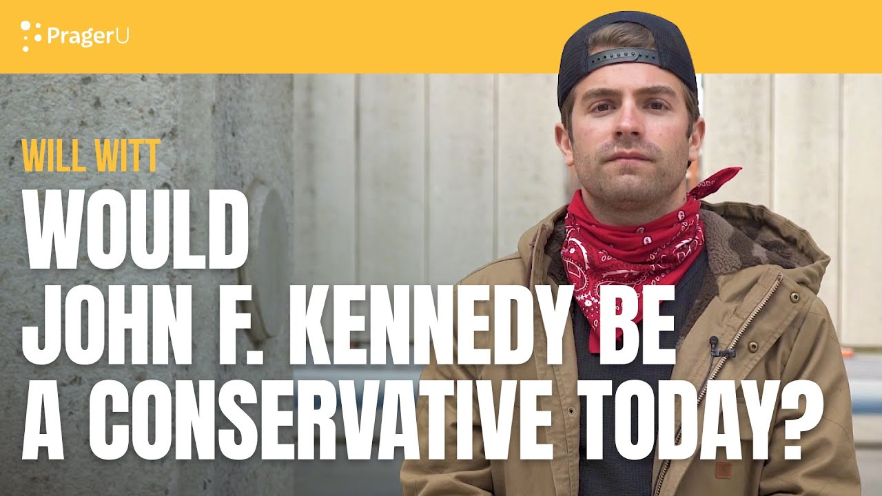 Would JFK Be a Conservative Today?