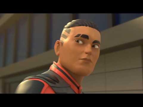 Max Steel Team Turbo: Fusion Tek Completa en latino