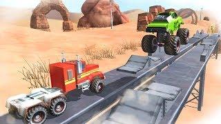 Monster Trucks Racing Game #Monster Games For Kids #Truck Car Racing #Racing Games For Android