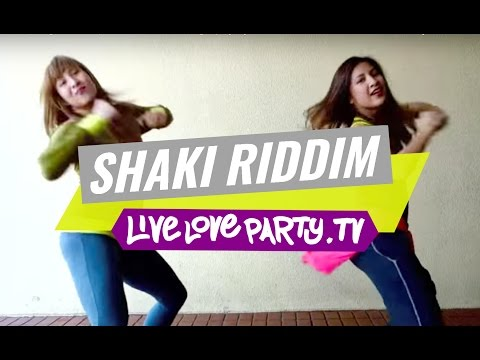 Shaki Riddim | Zumba® Choreography by Madelle & Kristie | Live Love Party