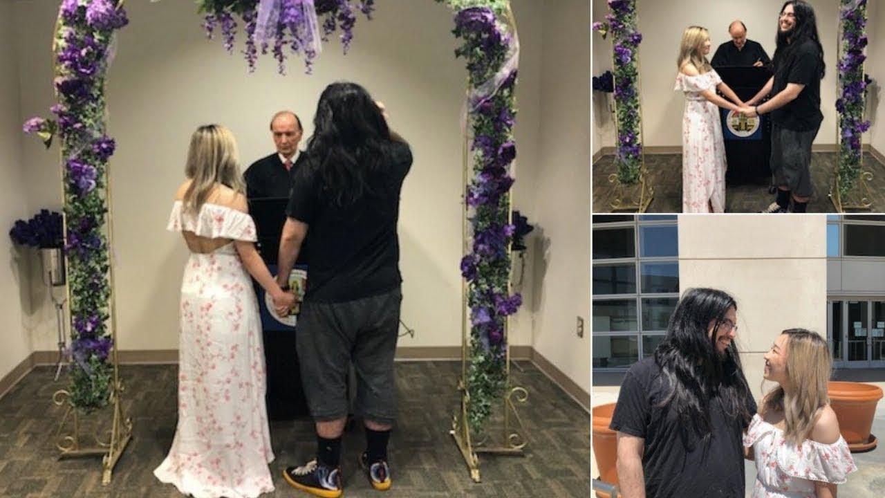 Imaqtpie Wedding