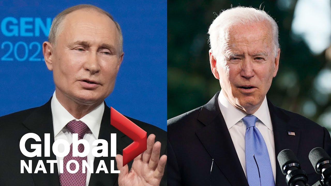 Global National: June 16, 2021   Breaking down Biden and Putin's 1st face-to-face meeting
