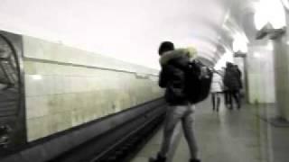 Go Tverskaya - Pushkinskaya (Moscow Metro)/(Москва, Метро)