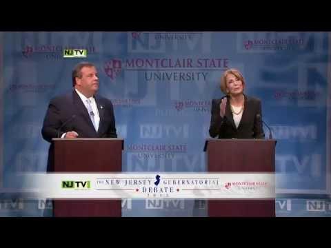 NJDecides 2013: The New Jersey Gubernatorial Debate