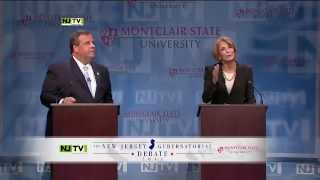 NJDecides 2013: The New Jersey Gubernatorial Debate