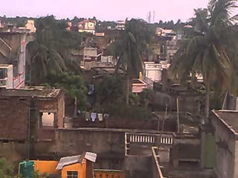 katwa(a view f da town frm my terrace).mp4