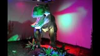 Шоу динозавров 2015 в ЦДК на Лубянке