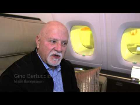 Miami businessman flies Etihad's 'penthouse in the sky'