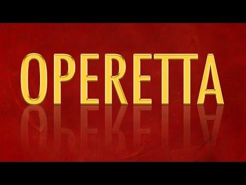 OPERETTA: music by Patricio da Silva - libretto by Irene Dische