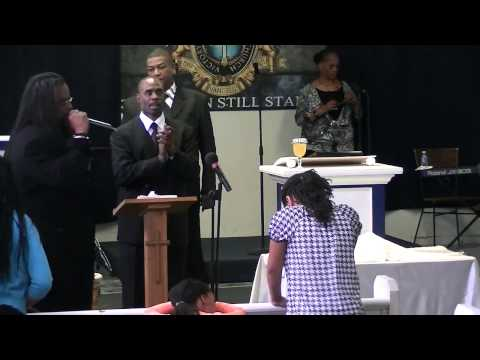 Morning Worship with Deacon James Billingslea,  Deacon Ron, & Brother Patrick 2/1/2015