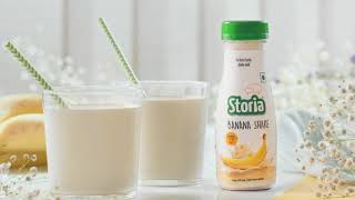 Storia Banana Shake