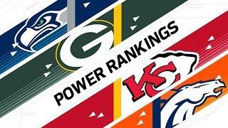Week 16  Power Rankings | NFL Now