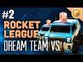 The Dream Team vs Math Class - Rocket League Highlights #2 (Funny Moments)