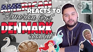 American REACTS // America First, Denmark Second