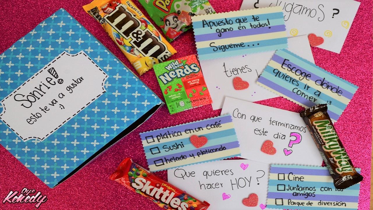 El mejor regalo para tu novio un dia lleno de sorpresas - Hacer sorpresa a tu pareja ...