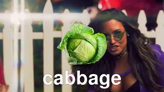 Demi Lovato is Filled with Dice and Cool Cabbage Sauce [YTP]
