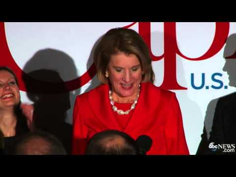 Midterm Election Results 2014: Shelly Capito
