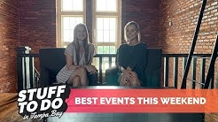 Best Tampa Bay Events this Weekend (June 28-30, 2019)