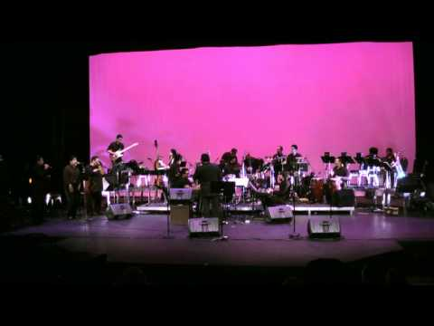 Mira Costa College Latin Jazz Orchestra May2011