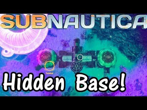 Let's Play Subnautica #14: Secret Base!