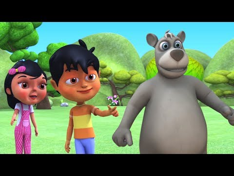 Kalu Madari Aaya | कालू मदारी आया | Hindi Rhymes And Baby Songs | Hindi Balgeet | Kids Channel India