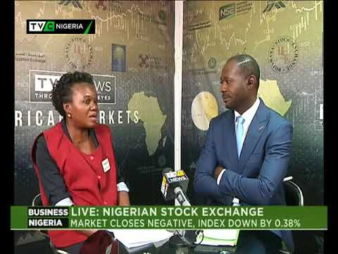 Nigerian Stock Exchange market closes negative on September 21st