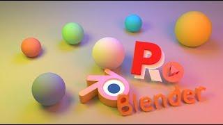 Основы цвета в Blender