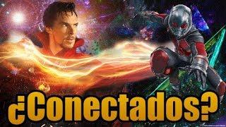 ¿Están Conectadas Las Cintas De Ant-man Con Doctor Strange? REVELANDO TEORÍAS