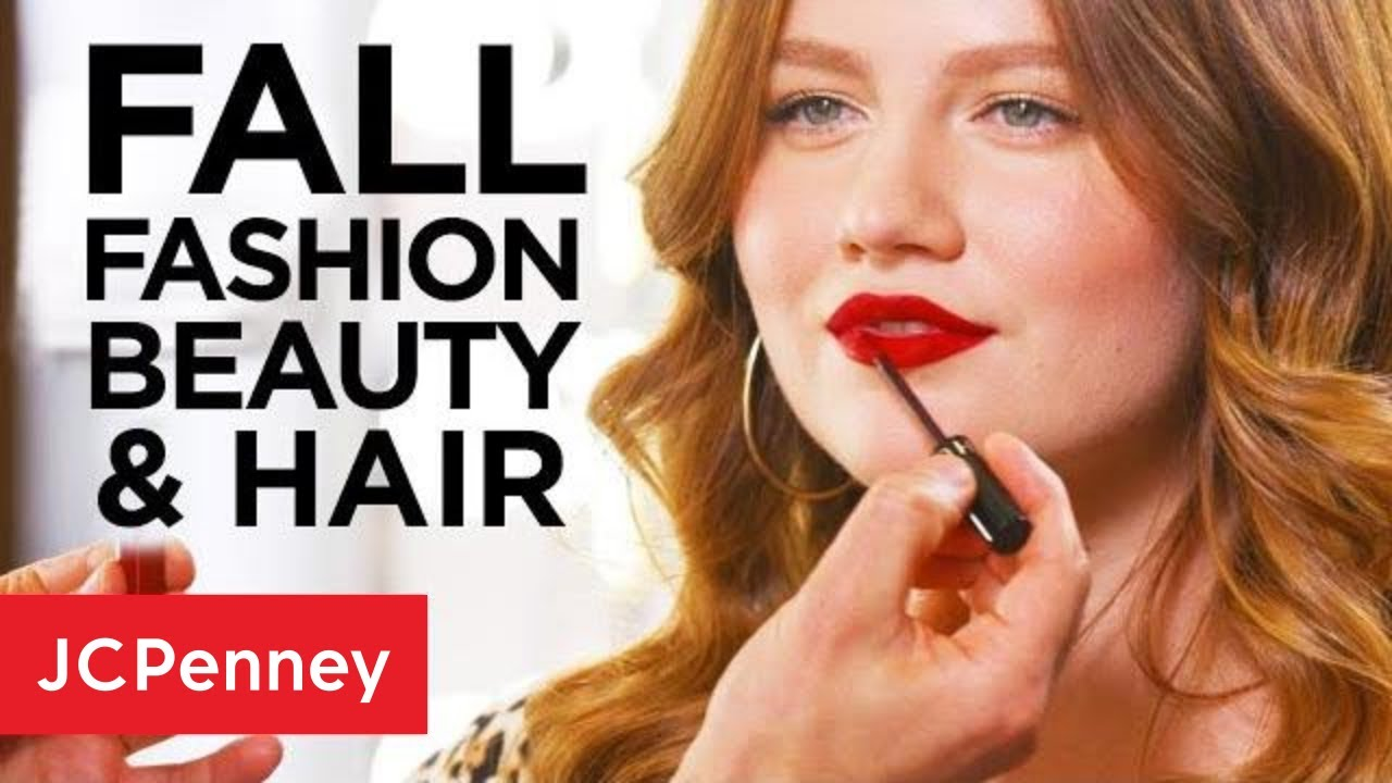 7f272ca87c8 Women's Fall Fashion, Hair, & Makeup Tips - Fall Trends | JCPenney ...