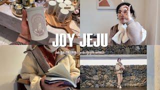 [JOY JEJU] 국내여자혼자여행12월 겨울의 제주도…